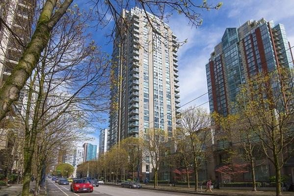 R2169190 - 2502 928 RICHARDS STREET, Yaletown, Vancouver, BC - Apartment Unit