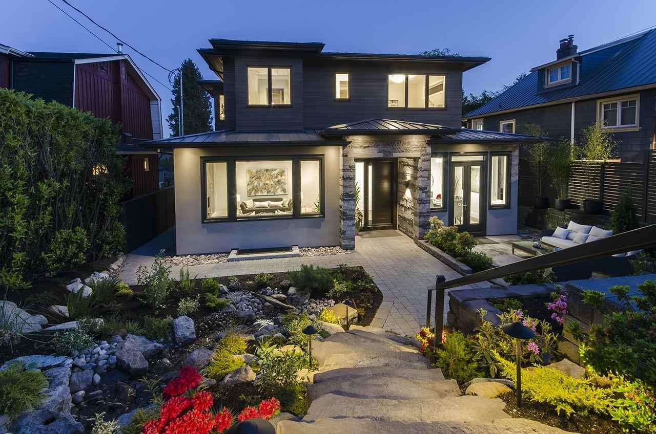 R2169317 - 1488 JEFFERSON AVENUE, Ambleside, West Vancouver, BC - House/Single Family