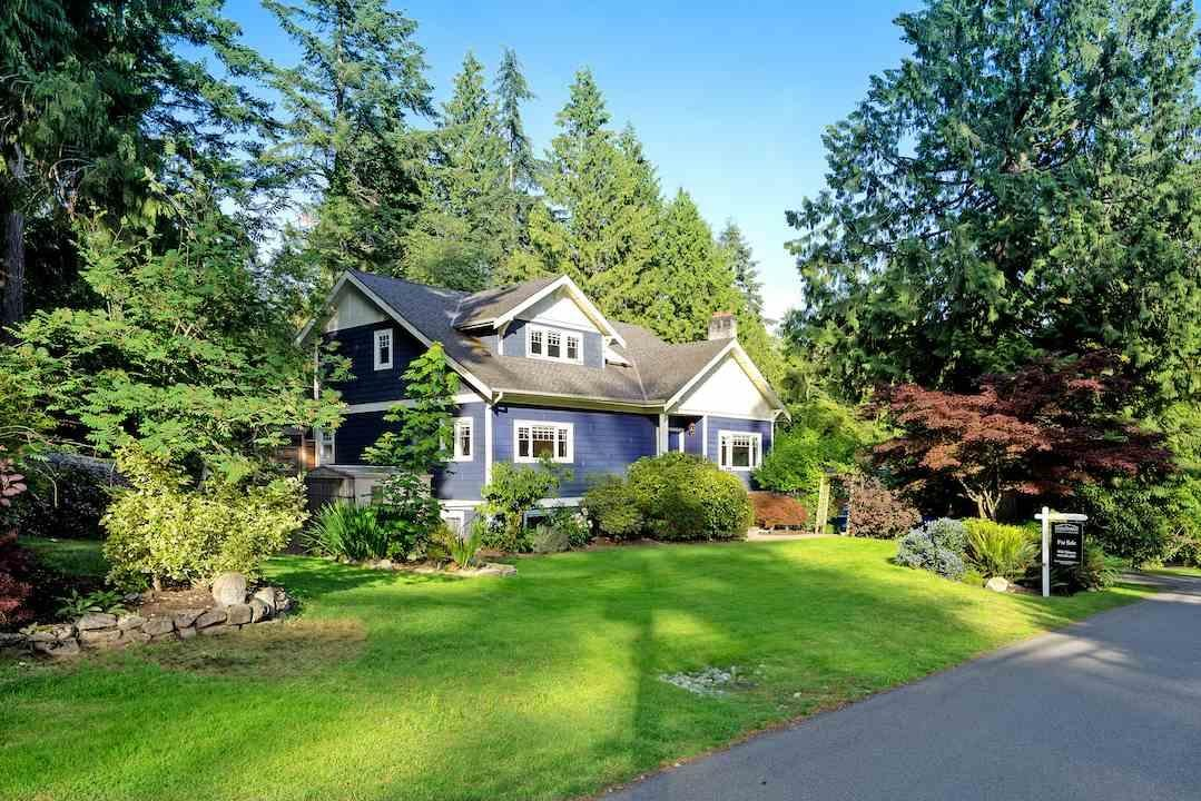 R2169354 - 4616 CHERBOURG DRIVE, Caulfeild, West Vancouver, BC - House/Single Family