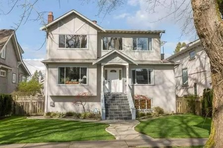 R2169679 - 4049 W 13TH AVENUE, Point Grey, Vancouver, BC - House/Single Family
