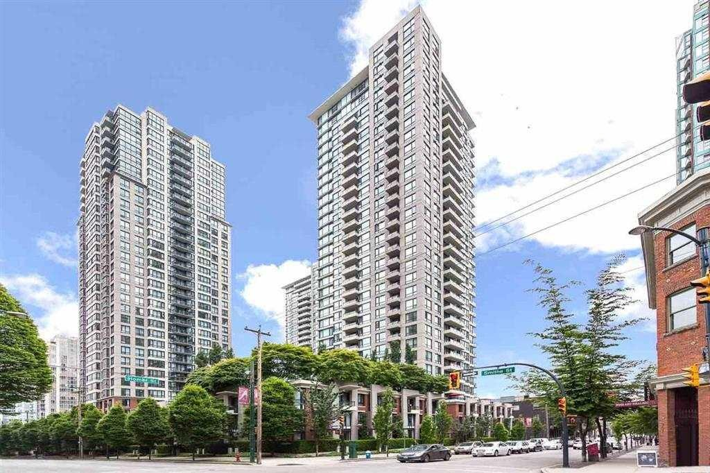 R2169765 - 2308 928 HOMER STREET, Yaletown, Vancouver, BC - Apartment Unit