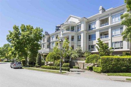 R2169849 - 113 5735 HAMPTON PLACE, University VW, Vancouver, BC - Apartment Unit