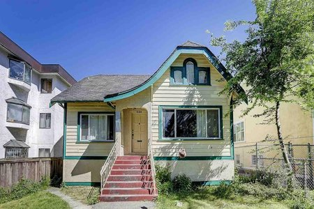 R2170081 - 1517 FRANCES STREET, Hastings, Vancouver, BC - House/Single Family