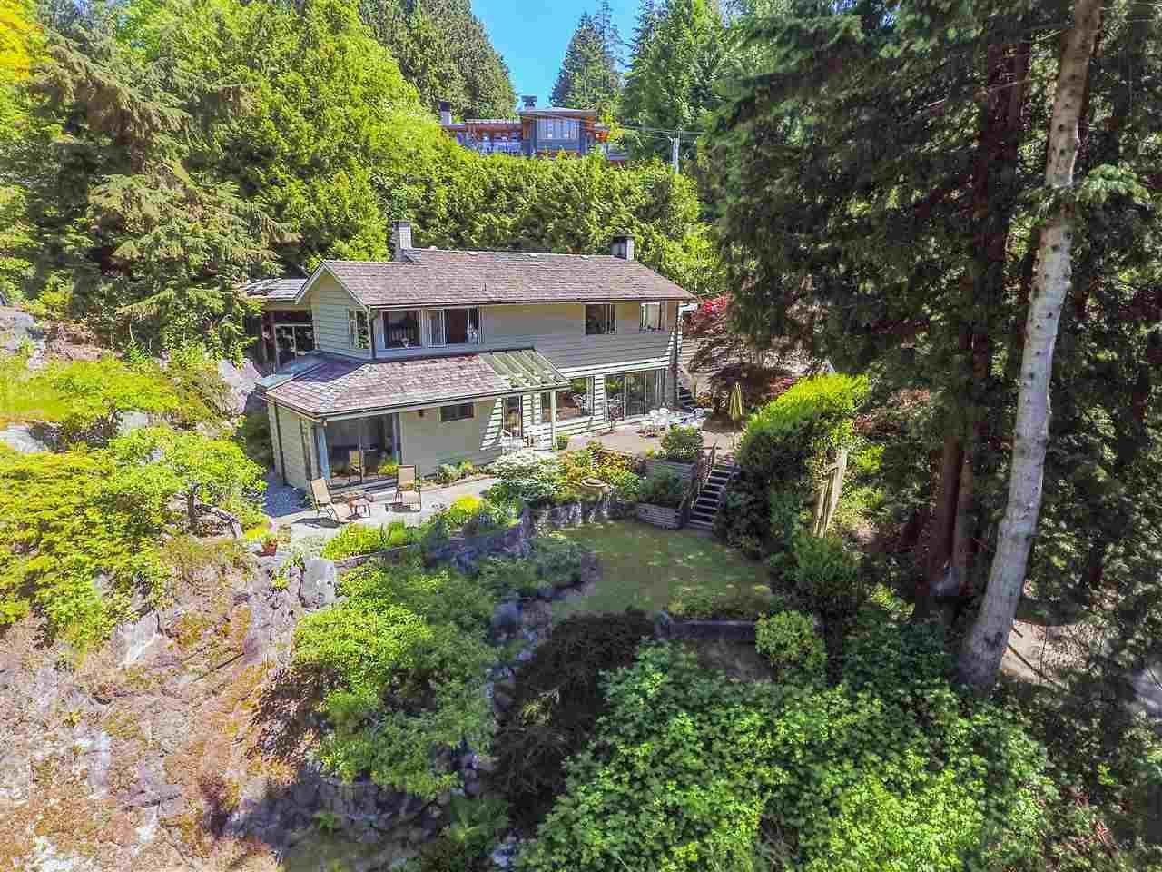 R2170514 - 5019 HOWE SOUND LANE, Caulfeild, West Vancouver, BC - House/Single Family