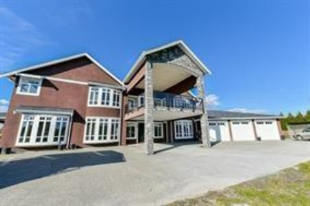 R2170563 - 5476 BRADNER ROAD, Bradner, Abbotsford, BC - House with Acreage