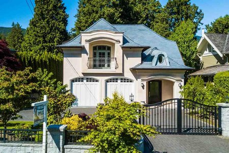 R2170752 - 4348 ERWIN DRIVE, Cypress, West Vancouver, BC - House/Single Family