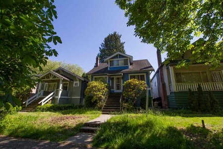 R2170778 - 2926 W 12TH AVENUE, Kitsilano, Vancouver, BC - House/Single Family