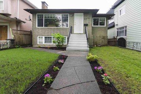 R2170911 - 6373 WINDSOR STREET, Fraser VE, Vancouver, BC - House/Single Family