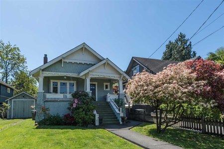 R2171076 - 3112 W 5TH AVENUE, Kitsilano, Vancouver, BC - House/Single Family