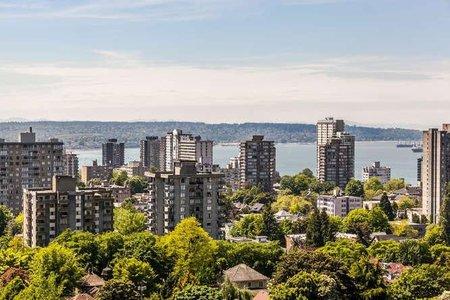 R2171555 - 1903 738 BROUGHTON STREET, West End VW, Vancouver, BC - Apartment Unit