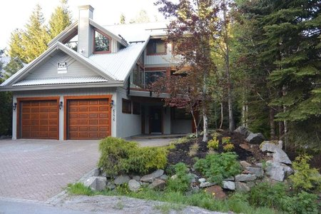 R2172319 - 6276 PALMER DRIVE, Whistler Cay Heights, Whistler, BC - House/Single Family