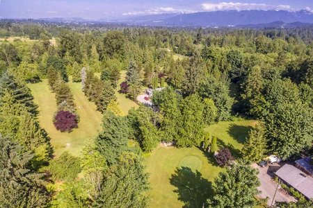 R2172425 - 12309 240 STREET, East Central, Maple Ridge, BC - House with Acreage