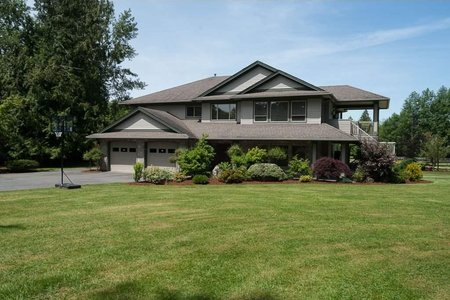 R2172737 - 21369 18TH AVENUE, Campbell Valley, Langley, BC - House with Acreage