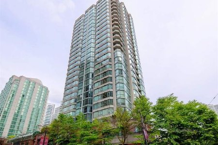 R2173085 - 601 888 HAMILTON STREET, Downtown VW, Vancouver, BC - Apartment Unit