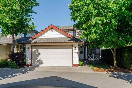 R2173196 - 21 18868 69 AVENUE, Clayton, Surrey, BC - House/Single Family