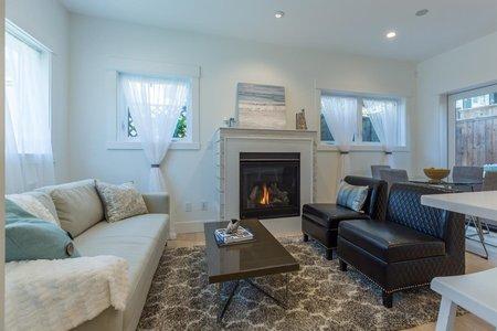 R2173420 - 1838 ALMA STREET, Kitsilano, Vancouver, BC - House/Single Family