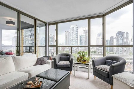 R2173512 - 1202 888 PACIFIC STREET, Yaletown, Vancouver, BC - Apartment Unit
