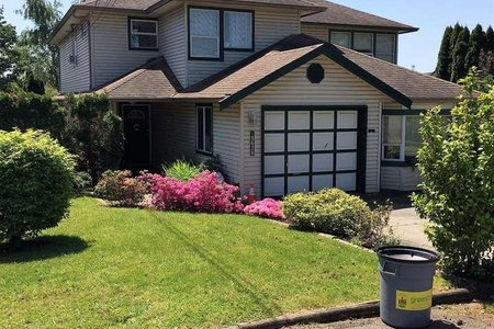 R2173657 - 19626 55A AVENUE, Langley City, Langley, BC - 1/2 Duplex