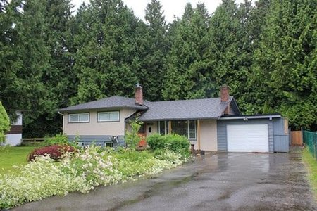 R2173849 - 5475 BRYDON CRESCENT, Langley City, Langley, BC - House/Single Family