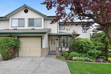 R2173959 - 2 8863 216 STREET, Walnut Grove, Langley, BC - Townhouse