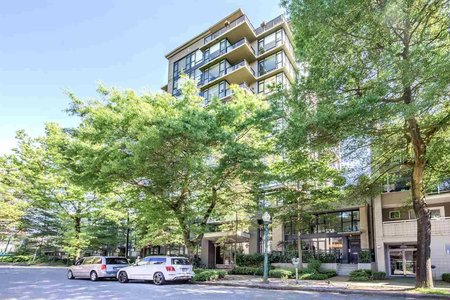 R2174140 - 902 1650 W 7TH AVENUE, Fairview VW, Vancouver, BC - Apartment Unit