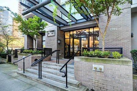 R2174449 - 906 1295 RICHARDS STREET, Downtown VW, Vancouver, BC - Apartment Unit