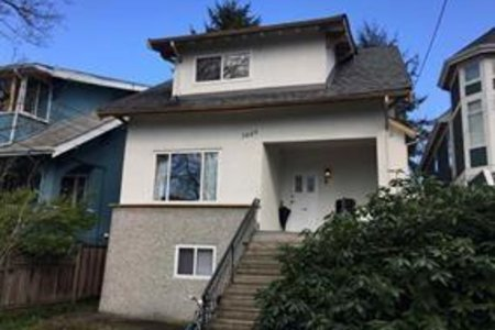 R2174664 - 3449 W 6TH AVENUE, Kitsilano, Vancouver, BC - House/Single Family