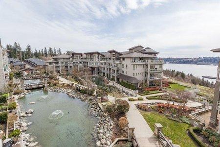 R2174983 - 401 580 RAVEN WOODS DRIVE, Roche Point, North Vancouver, BC - Apartment Unit