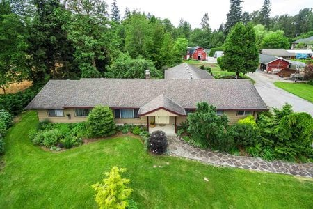 R2175392 - 13139 224 STREET, West Central, Maple Ridge, BC - House with Acreage
