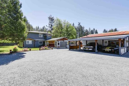 R2175642 - 19585 32 AVENUE, Serpentine, Surrey, BC - House with Acreage