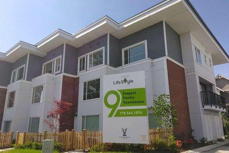 R2175739 - 5 19555 73 AVENUE, Clayton, Surrey, BC - Townhouse