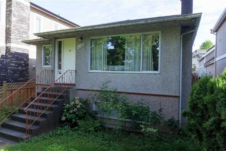 R2176127 - 4358 W 11TH AVENUE, Point Grey, Vancouver, BC - House/Single Family