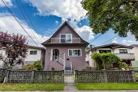 R2176309 - 4080 WELWYN STREET, Victoria VE, Vancouver, BC - House/Single Family