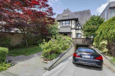 R2176393 - 3415 POINT GREY ROAD, Kitsilano, Vancouver, BC - House/Single Family