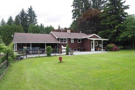 R2176470 - 11790 248 STREET, Websters Corners, Maple Ridge, BC - House with Acreage
