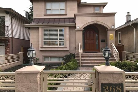 R2176570 - 268 E 48TH AVENUE, Main, Vancouver, BC - House/Single Family