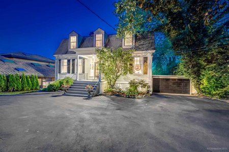 R2176698 - 6775 WEST BOULEVARD, S.W. Marine, Vancouver, BC - House/Single Family