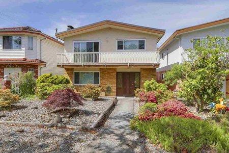 R2176845 - 2033 E 25TH AVENUE, Victoria VE, Vancouver, BC - House/Single Family