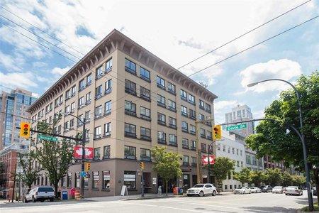 R2176997 - 304 1216 HOMER STREET, Yaletown, Vancouver, BC - Apartment Unit