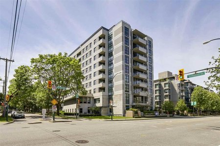 R2177115 - 510 2851 HEATHER STREET, Fairview VW, Vancouver, BC - Apartment Unit