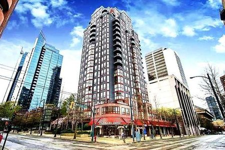 R2177192 - 605 811 HELMCKEN STREET, Downtown VW, Vancouver, BC - Apartment Unit