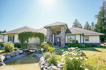 R2177529 - 22233 4 AVENUE, Campbell Valley, Langley, BC - House with Acreage