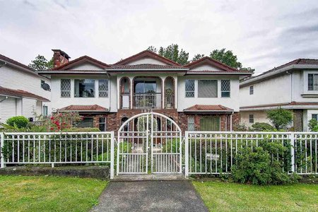 R2178422 - 1876 PRESTWICK DRIVE, Fraserview VE, Vancouver, BC - House/Single Family