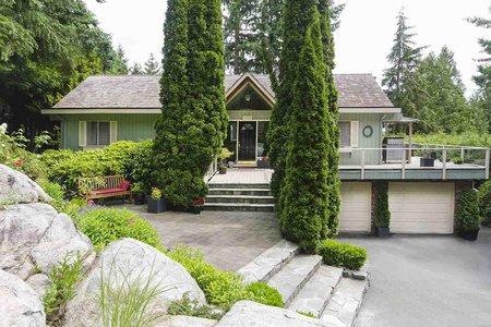 R2178975 - 4712 RUTLAND ROAD, Caulfeild, West Vancouver, BC - House/Single Family
