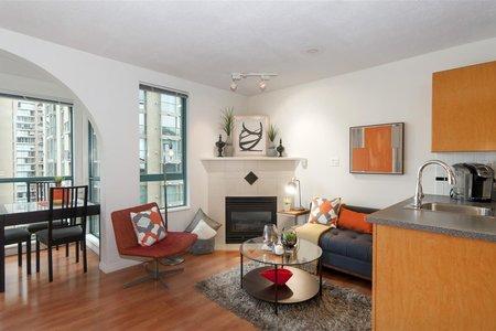 R2179079 - 2001 939 HOMER STREET, Yaletown, Vancouver, BC - Apartment Unit