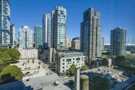 R2179250 - 1102 928 RICHARDS STREET, Yaletown, Vancouver, BC - Apartment Unit