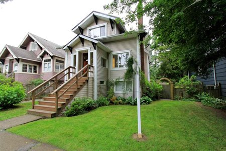 R2179294 - 4377 W 14TH AVENUE, Point Grey, Vancouver, BC - House/Single Family