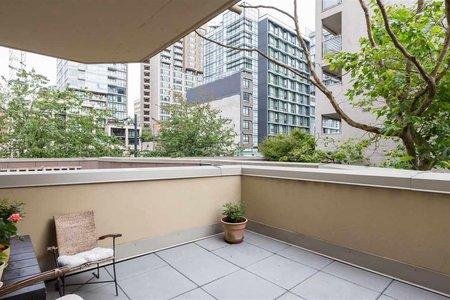 R2179331 - 202 789 DRAKE STREET, Downtown VW, Vancouver, BC - Apartment Unit