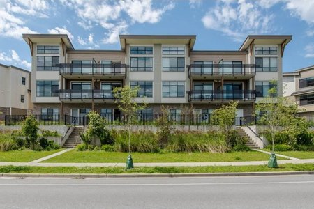 R2179644 - 7 9989 E BARNSTON DRIVE, Fraser Heights, Surrey, BC - Townhouse