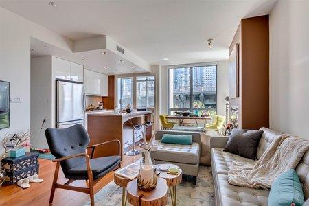 R2179768 - 501 1005 BEACH AVENUE, West End VW, Vancouver, BC - Apartment Unit